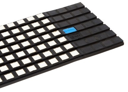 medium single row ceramic 38 lagging product details image 8