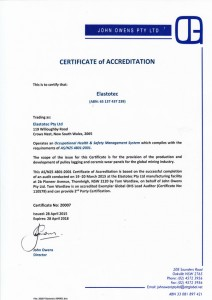 AS4801-Certificate