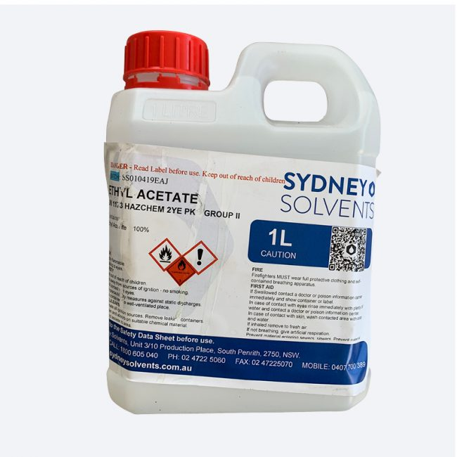 Ethyl Acetate 1L